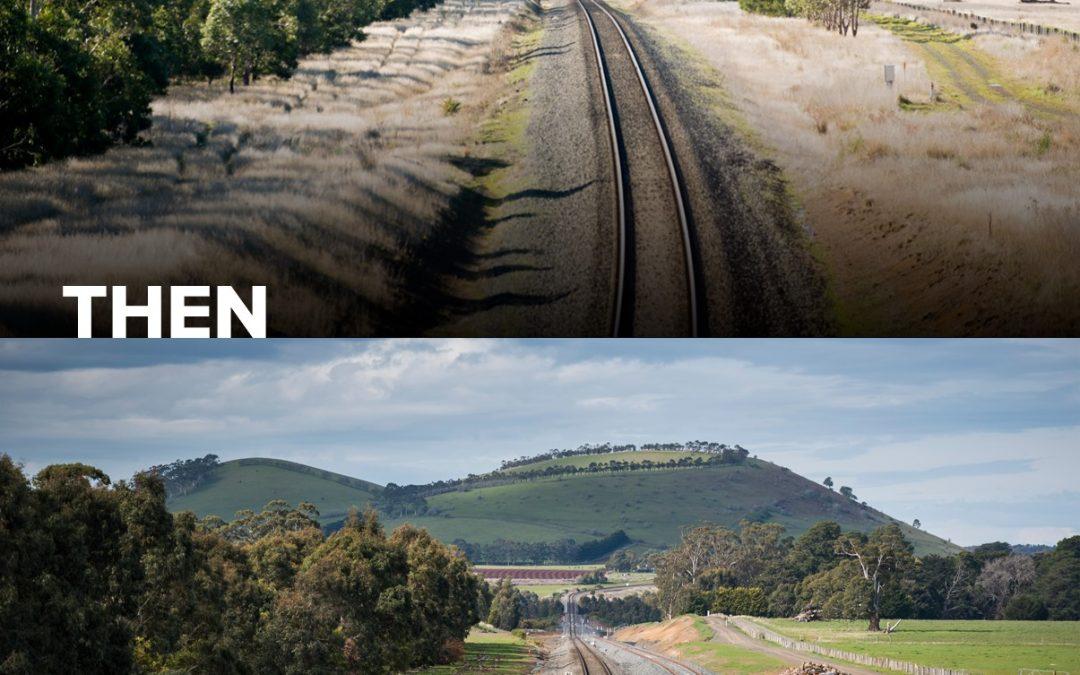 $518m investment in Ballarat rail corridor