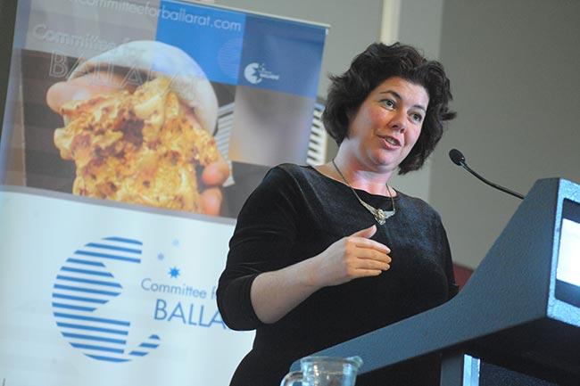 September 2010 | Jane-Frances Kelly | Cities Program Director at the Grattan Institute