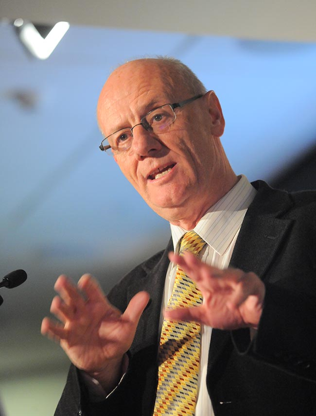 May 2013 | Tim Costello | World Vision CEO