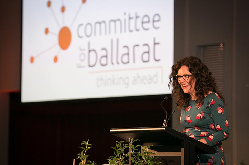 November 2017 | Leadership at the Table with Annabel Crabb