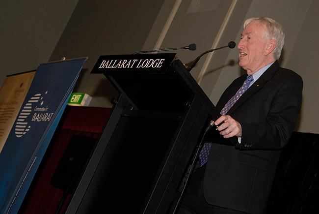 October 2007 | Nobel Laureate Prof Peter Doherty