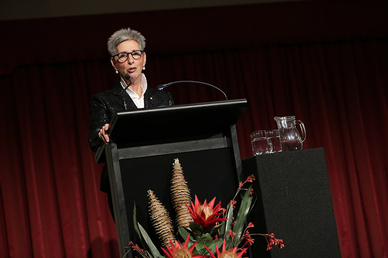 August 2016 | Her Excellency The Hon Linda Dessau AM | Governor of Victoria