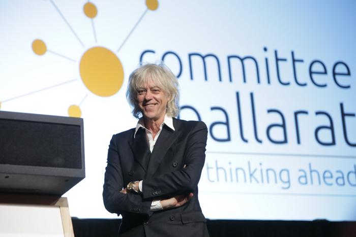 March 2019 | Sir Bob Geldof | Global Philanthropist and Activist